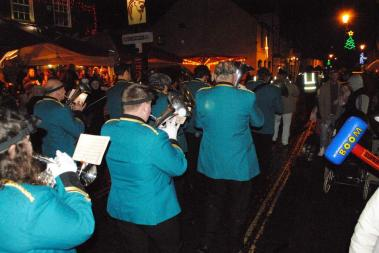 Christmas Fayre - Marching band